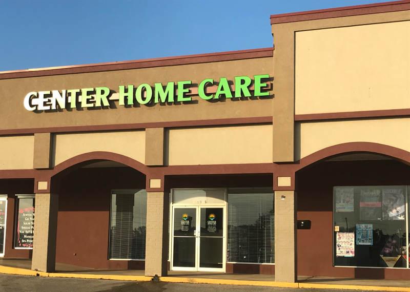 Center Home Care Retail Store Enterprise Alabama