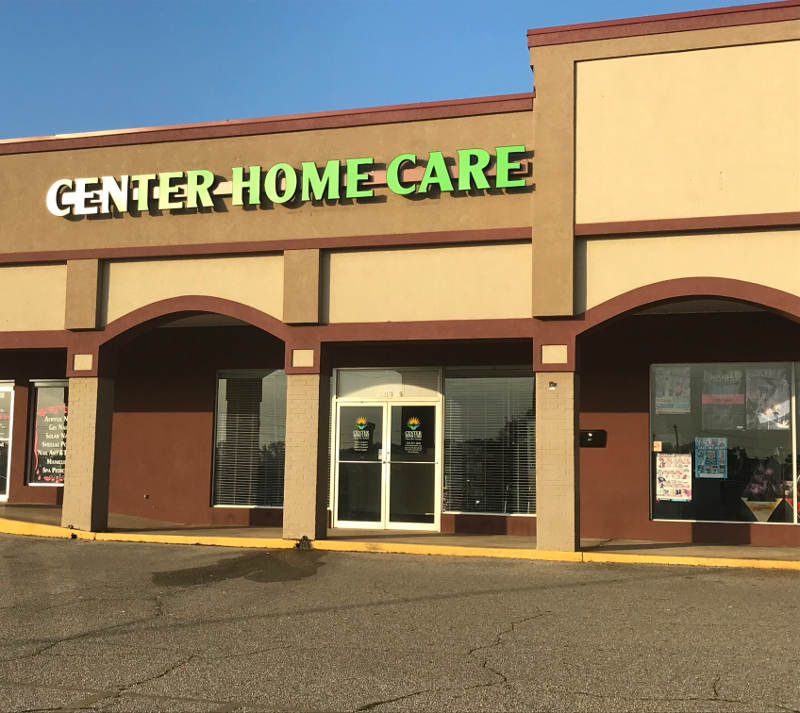 Center Home Care Retail Store Enterprise Alabama